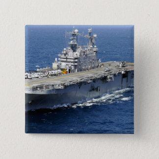 Pin's Le bateau d'assaut amphibie USS Peleliu