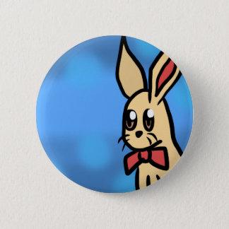 Pin's Le bouton de lapin