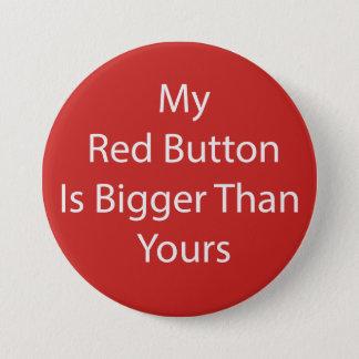 Pin's Le bouton rouge nucléaire de l'atout