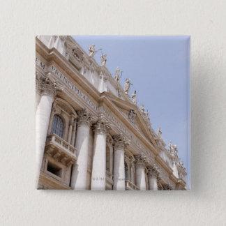 Pin's Le carré de St Peter, Ville du Vatican, Rome,