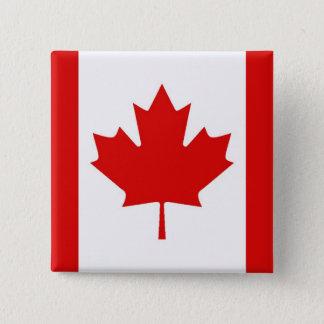 Pin's Le drapeau de feuille d'érable du Canada