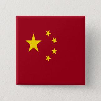 Pin's Le drapeau de la république populaire de Chine