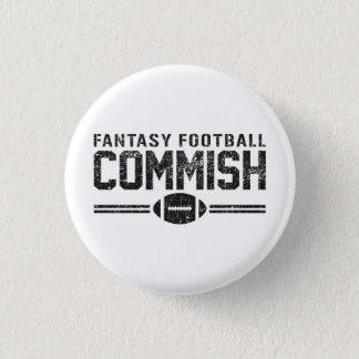 Pin's Le football Commish d'imaginaire