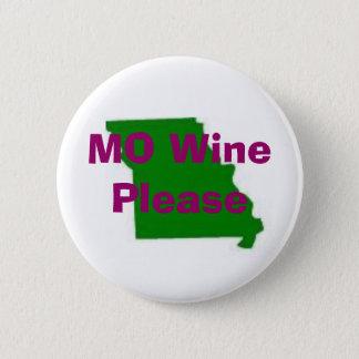 Pin's le Missouri, vin de MOIS svp, vignoble de