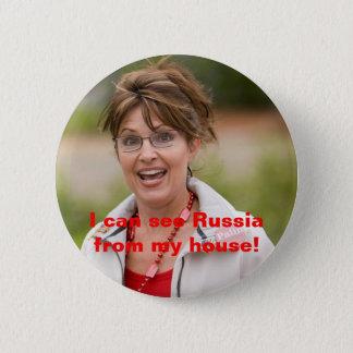 Pin's le palin 2 de Sarah, je peux voir la Russie de ma