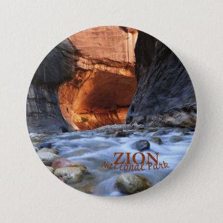 Pin's Le parc national de Zion, Zion rétrécit le Pin de