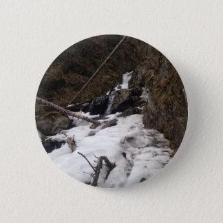 Pin's Le pionnier tombe butte Alaska