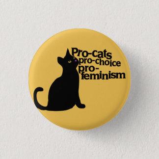 Pin's le pro-féminisme pour l'avortement et l'euthanasie