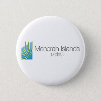Pin's Le projet d'îles de Menorah