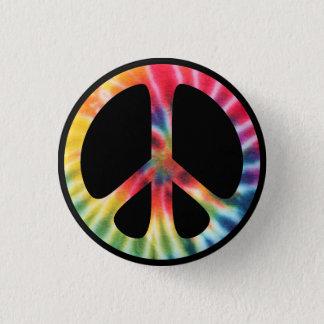 Pin's Le symbole de paix traditionnel d'années '60 avec