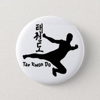 Pin's Le Taekwondo
