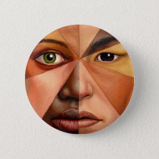 Pin's Le visage humain