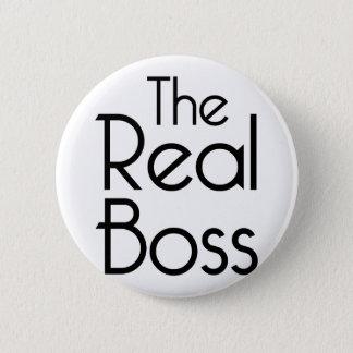Pin's Le vrai patron