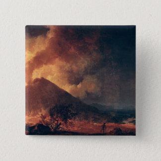 Pin's L'éruption du mont Vésuve en 1771