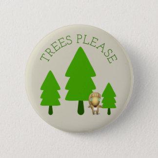 Pin's Les arbres satisfont