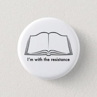Pin's Les bibliothécaires mènent la résistance
