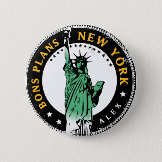Pin's Les Bons Plans pour un voyage à New York
