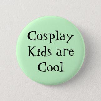 Pin's Les enfants de Cosplay sont conception fraîche