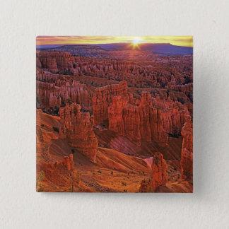 Pin's Les Etats-Unis, Utah, parc national de canyon de