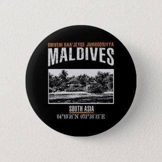 Pin's Les Maldives