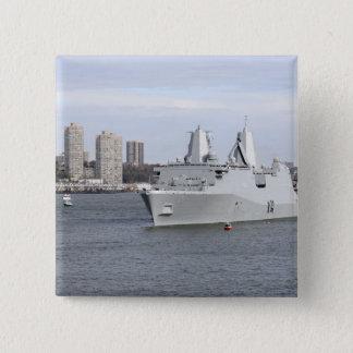 Pin's Les marines et les marins équipent les rails