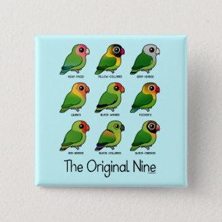 Pin's Les neuf originaux