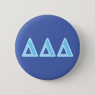 Pin's Lettres de bleu de delta de delta de delta