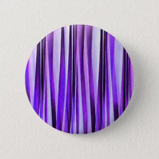 Pin's Lilas luxueux, pourpre et motif rayé argenté
