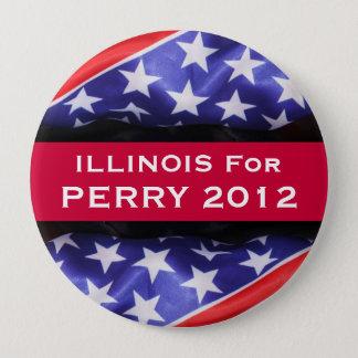 Pin's L'Illinois pour le bouton de PERRY 2012