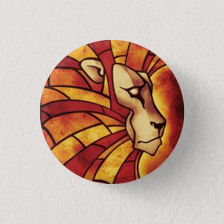 Pin's Lion of Judah - Haile eux - Rastafari Sticker