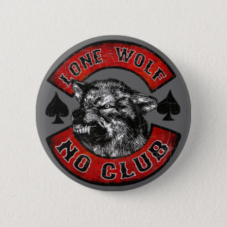 Pin's Loup solitaire