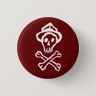 Pin's M. Skullington - Bloody rouge