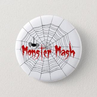 Pin's Mâche Halloween de monstre