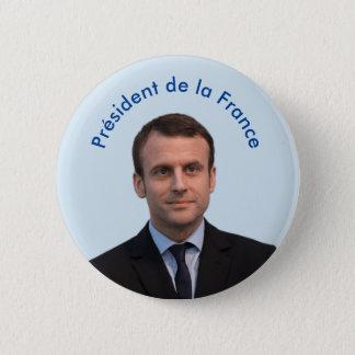 Pin's Macron de la France Emmanuel de La de Président De