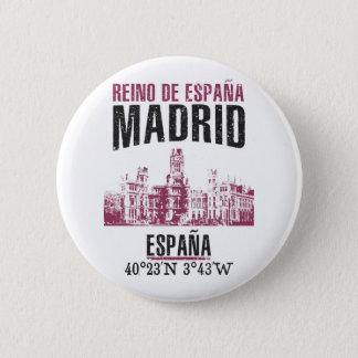Pin's Madrid