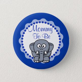 Pin's Maman à être bouton mignon de baby shower
