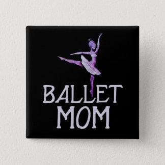 Pin's Maman de ballet