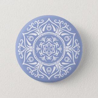 Pin's Mandala de myrtille