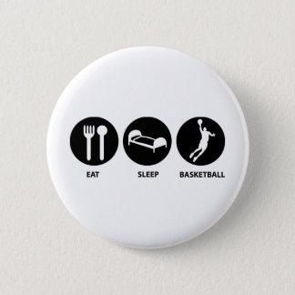Pin's Mangez le basket-ball de sommeil