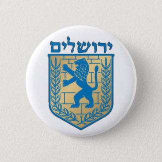 Pin's Manteau de Jérusalem des bras