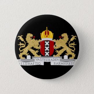 Pin's Manteau des bras d'Amsterdam