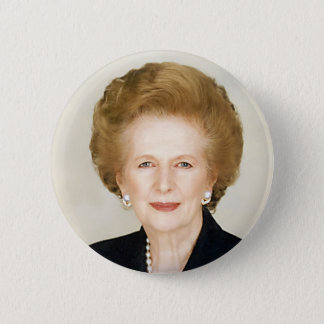Pin's Margaret Thatcher