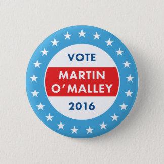 Pin's Martin O'Malley 2016