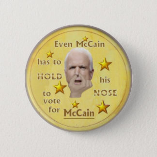 Pin's McCain ? Bouton