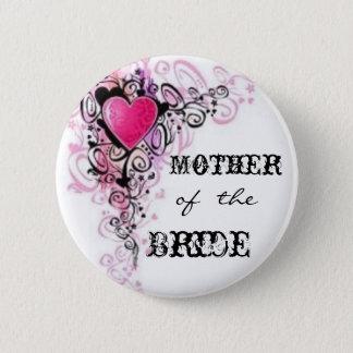 Pin's Mère de la jeune mariée