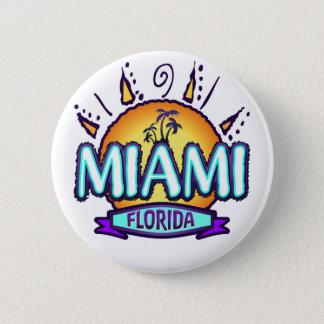 Pin's Miami, la Floride