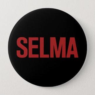 Pin's MLK Jour-Selma-Rouge sur le noir