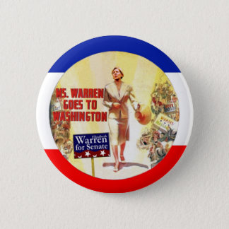 Pin's Mme Warren Goes To Washington