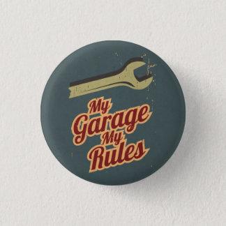 Pin's Mon garage mes règles