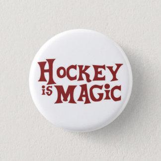 Pin's Mon petit Blackhawk, hockey est magique